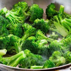 Can horsefield tortoises eat broccoli